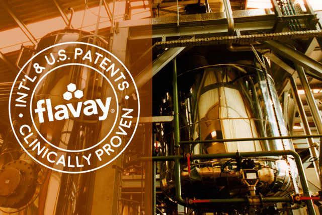 Flavay U.S. and INTERNATIONAL PATENTS and Clinically Proven
