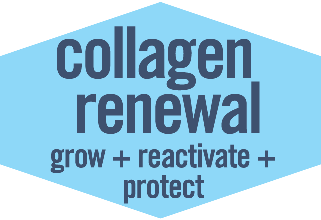 #1 Collagen Renewal: grow + reactivate + protect