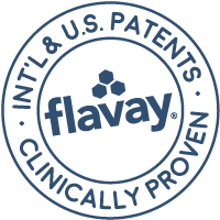 Flavay - International and U.S. Patents and Clinically Proven